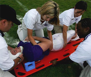 athletic trainer baseline