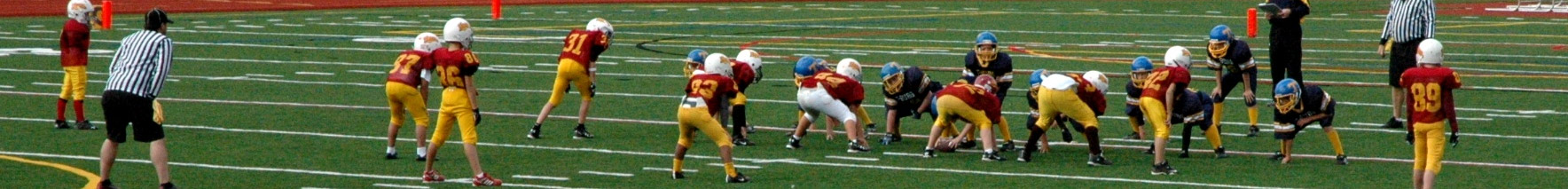 youthfootball game